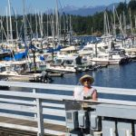 Your NW Tourist guide & author, Linda Kissam
